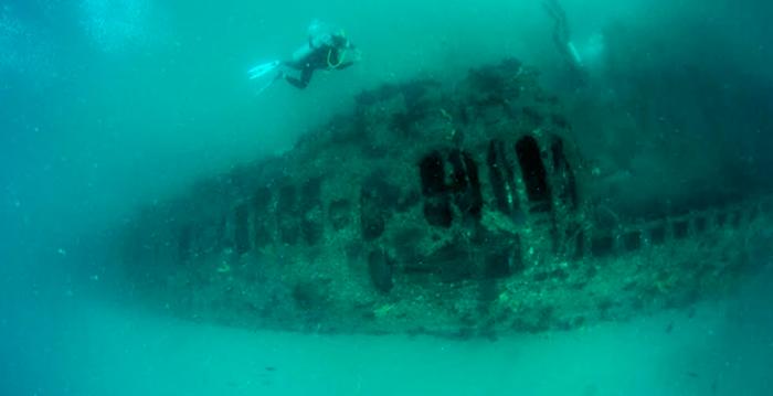Hallan submarino de la Primera Guerra Mundial en costas mexicanas