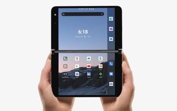 Microsoft revela el precio de su nuevo teléfono Surface Duo de doble pantalla y con Android