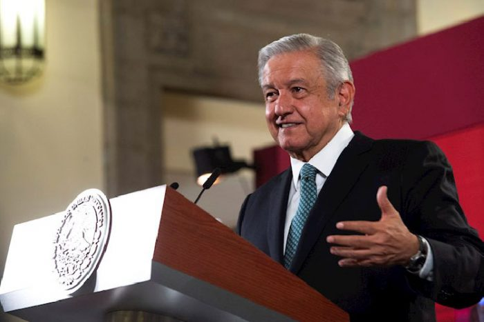 AMLO entregará al Senado petición para juzgar a expresidentes de 1988 a la fecha