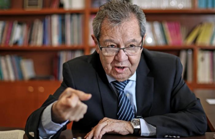 Marcelo Ebrard se irá de Morena si presido el partido: Muñoz Ledo