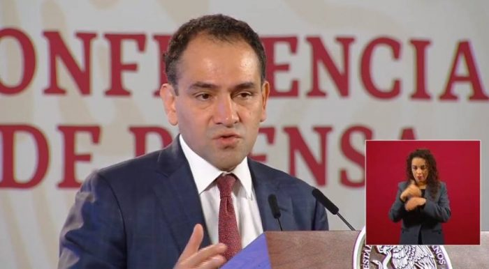 """Presupuesto de Presidencia para 2021 se reduce en 15%"""", avisa Arturo Herrera a AMLO"""