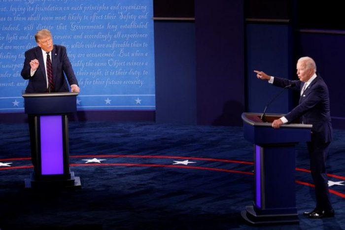 Quién ganó el primer debate según los principales medios de Estados Unidos