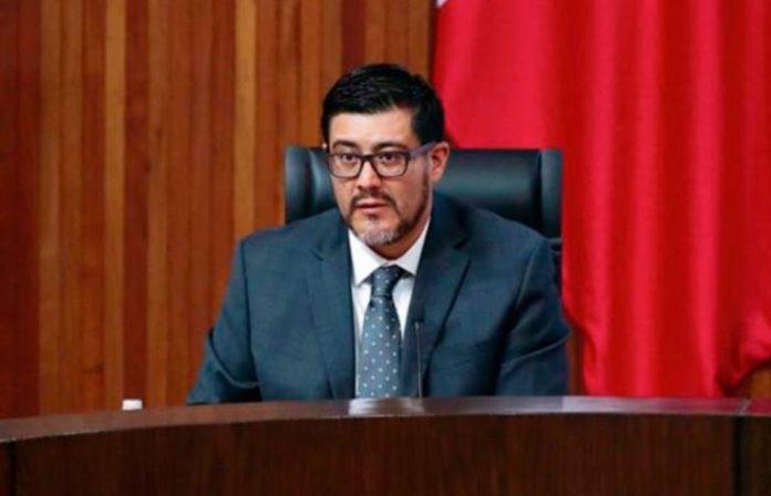 """""""Ojalá ya se muera ese viejo culero de Palacio Nacional"""": Magistrado"""