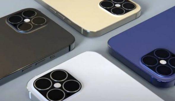 El iPhone 12 es igual al 5, señalan en redes sociales