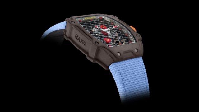 RM 27-04, el asombroso reloj tourbillon diseñado para Rafael Nadal