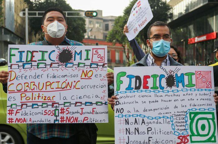 México pierde investigaciones sobre salud, producción agrícola y migración con el fin de los fideicomisos