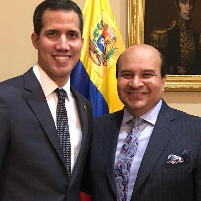 El Gobierno de Venezuela confirma la detención del periodista crítico con Maduro Roland Carreño