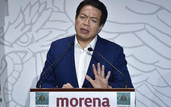 Advierte Mario Delgado que Morena no negociará permanencia de fideicomisos