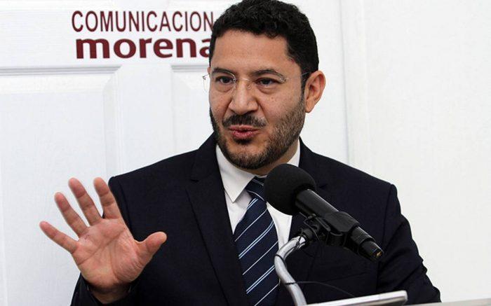 Muñoz Ledo ganó la presidencia de Morena: Martí Batres