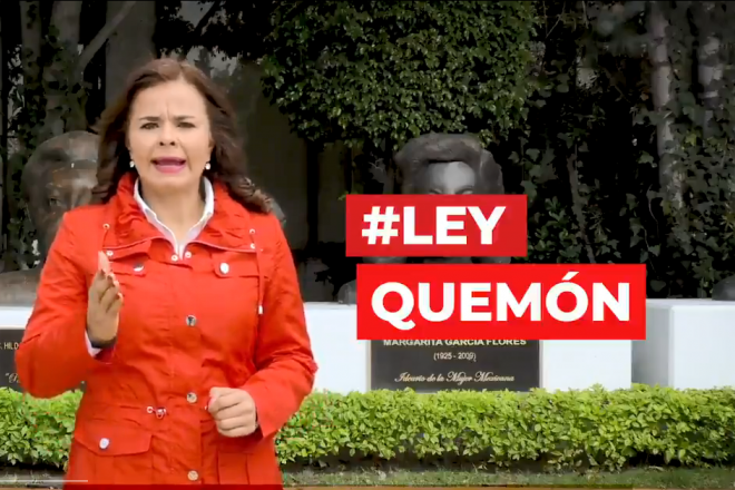 """""""Ley Quemón"""": PRI propuso un registro de agresores sexuales; usuarios recordaron el caso Cuauhtémoc Gutiérrez"""