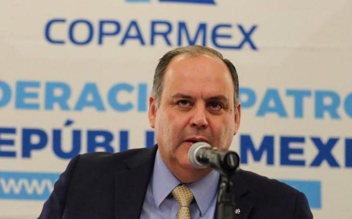 """Gustavo de Hoyos confirma creación de """"Sí por México"""""""