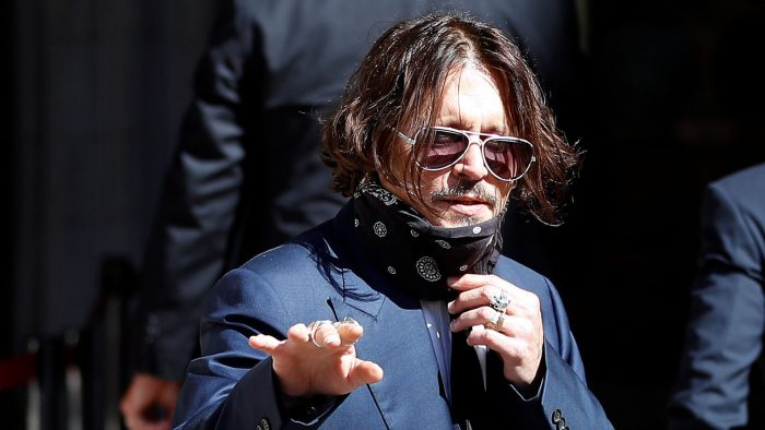 Johnny Depp pierde demanda contra 'The Sun'