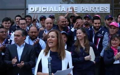 Aun sin ser partido, México Libre quiere figurar en las elecciones de 2021