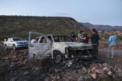 Detienen a 'el Mudo', acusado de participar en masacre contra los LeBarón