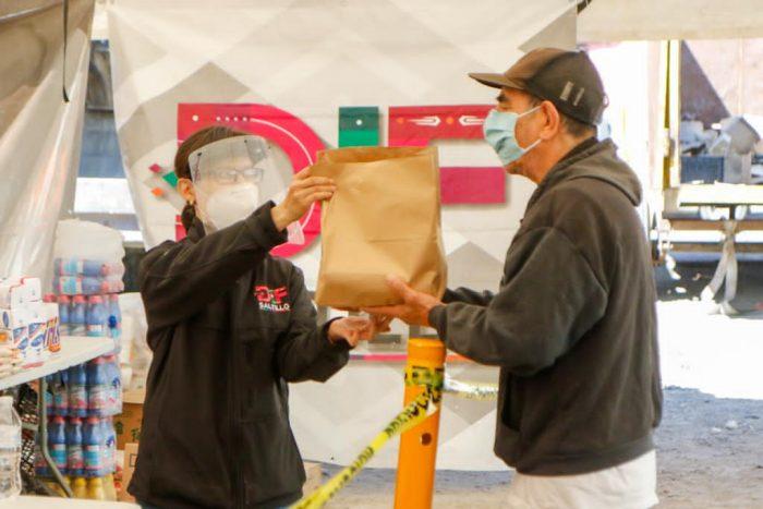 Retira DIF Saltillo más de 71 toneladas de cacharros de los hogares