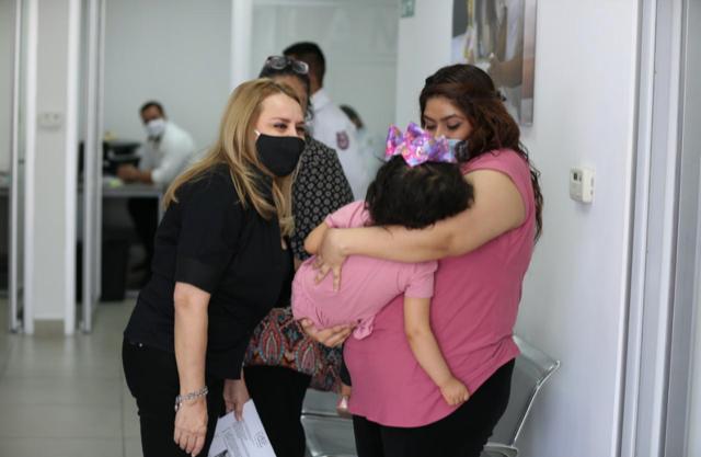 IMPULSA DIF COAHUILA EL DESARROLLO DE LAS FAMILIAS DESDE PERSPECTIVA INTEGRAL: MARCELA GORGÓN