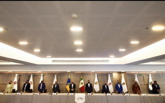Invest in MX, atención a la pandemia, defensa legal de fideicomisos y bloqueo de vías férreas; temas centrales de la Alianza Federalista