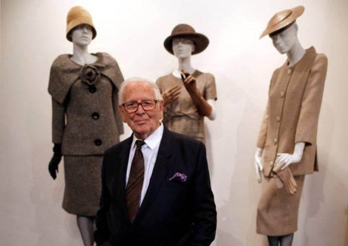 Pierre Cardin: El diseñador muere a los 98 años