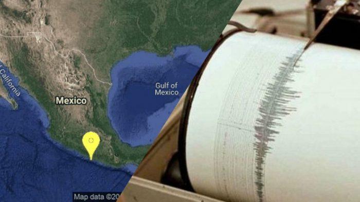 Se registra sismo de magnitud 4.7 en Acapulco, Guerrero