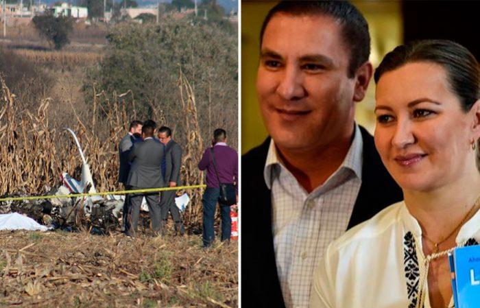 Detienen a 2 por muerte de Rafael Moreno Valle y Martha Érika Alonso