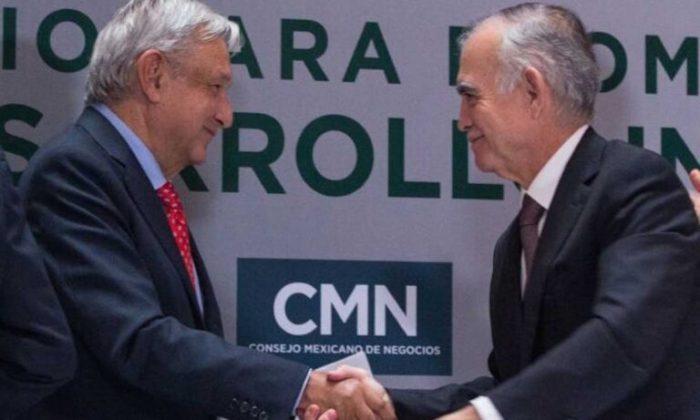 Alfonso Romo deja la Oficina de Presidencia de AMLO