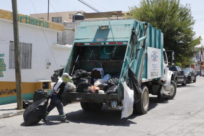 Recuerde, este 1 de enero se suspende la recolección de basura