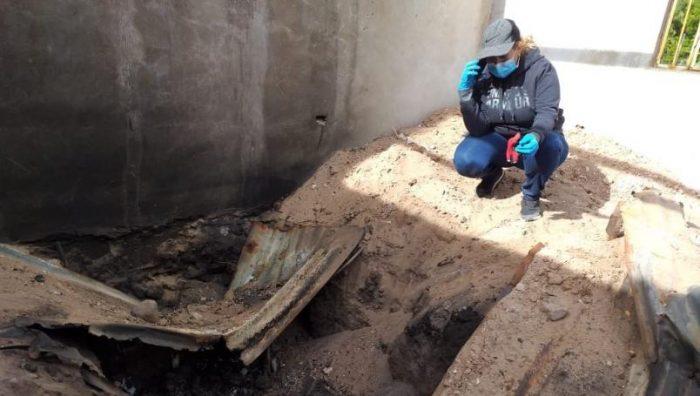 Encuentran fosa y crematorio clandestinos en Sonora