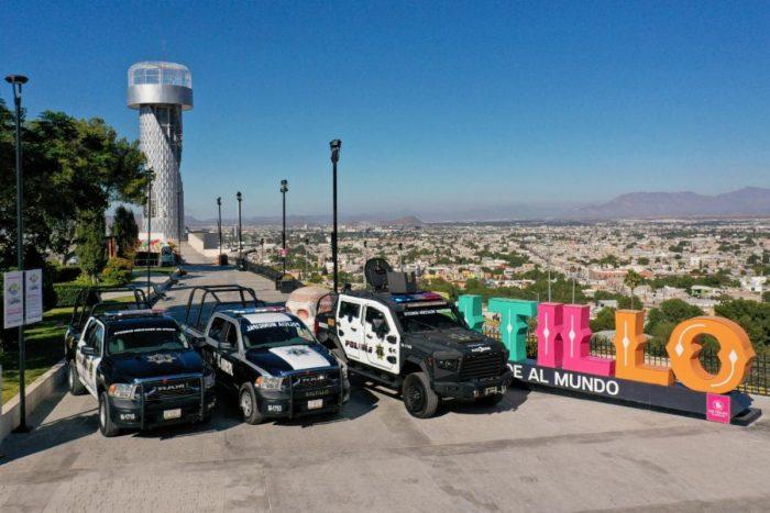 Saltillo entre las ciudades con menor incidencia delictiva en Mexico: Inegi