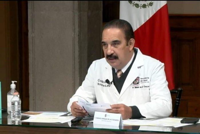 Murió paciente con probable nueva cepa de Covid-19 en Nuevo León