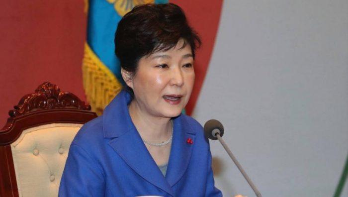 Expresidenta de Corea del Sur  es condenada a 20 años de cárcel por corrupción