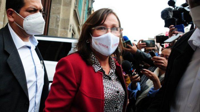 Rocío Nahle responde a Estados Unidos por supuesto bloqueo energético