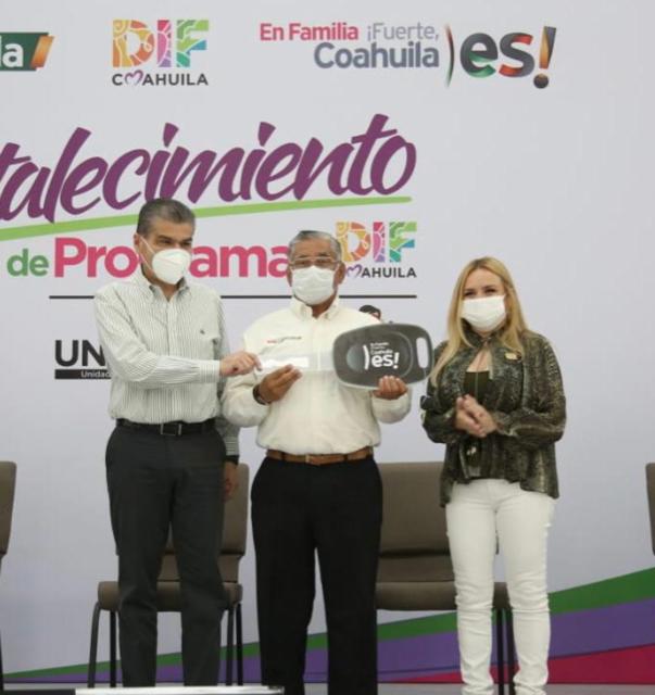 APOYA UNEDIF EL TRASLADO DE 4 MIL PERSONAS CON DISCAPACIDAD EN COAHUILA: MARCELA GORGÓN