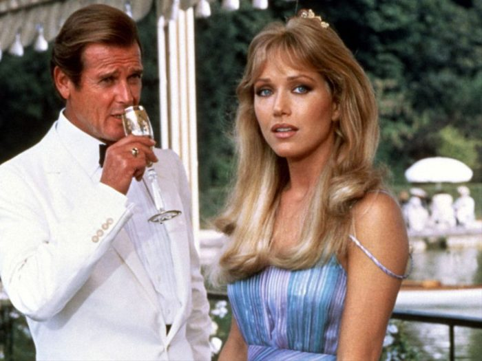 Muere Tanya Roberts, chica Bond en 'A view to Kill'