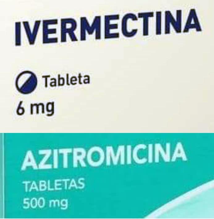 La Secretaría de Salud habló de la Ivermectina y Azitromicina como tratamiento para pacientes COVID-19