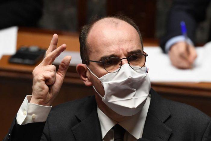 Francia endurece el toque de queda nocturno por al menos 15 días