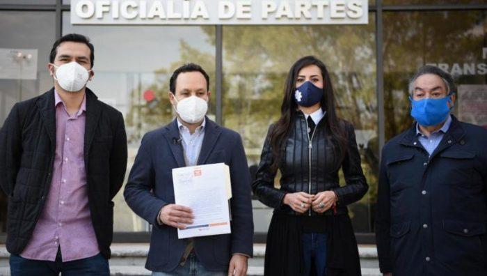 Movimiento Ciudadano registra su Plataforma Electoral 2021 ante el INE