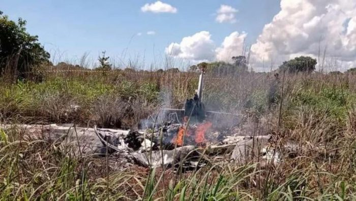 Presidente y jugadores de equipo brasileño mueren en accidente aéreo