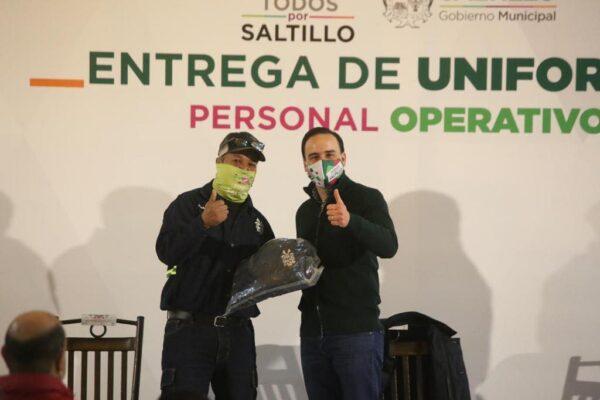 Tenemos un gran equipo en el municipio : Manolo Jiménez