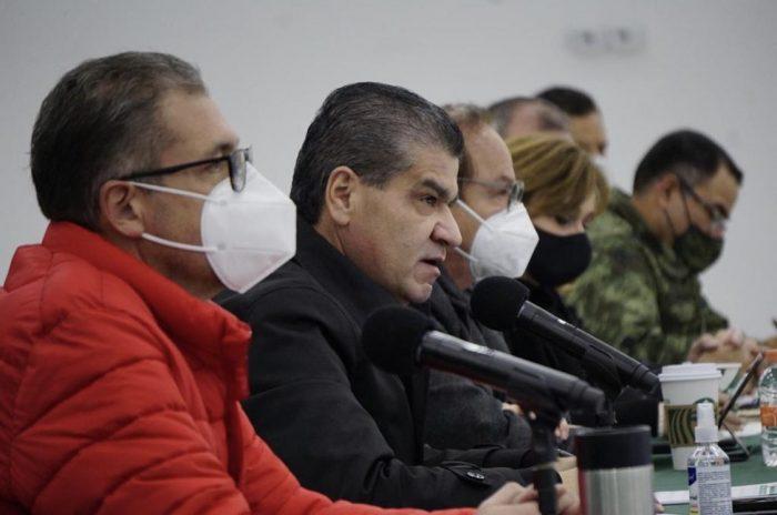EXHORTA MARS A LOS COAHUILENSES A 'NO BAJAR LA GUARDIA'