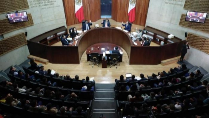 TEPJF revoca acuerdo del INE sobre pautas de partidos políticos