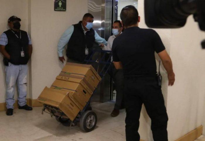 Fiscalía ratifica solicitud de desafuero contra García Cabeza de Vaca, gobernador de Tamaulipas