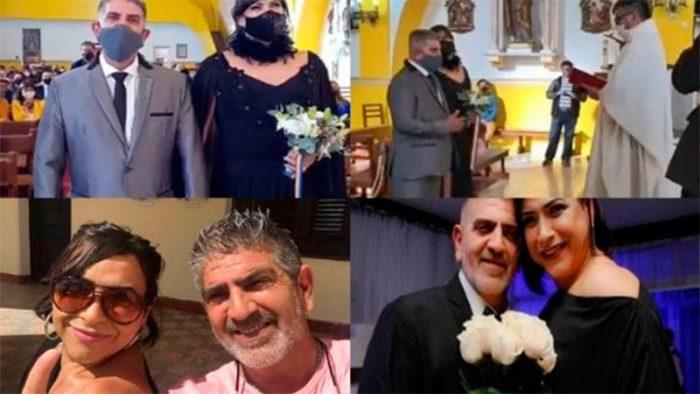 Mujer transgénero se casa en la iglesia; obispado cuestiona a sacerdote