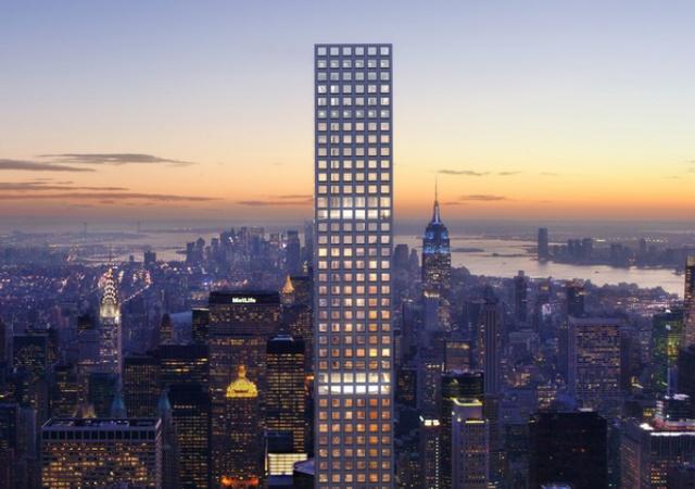 Fue el rascacielos residencial más alto y lujoso del mundo, pero ahora sus propietarios en Nueva York viven una pesadilla