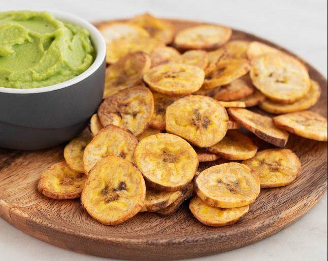 CHIPS DE PLATANO MACHO DELICIOSAS Y NUTRITIVAS.¡¡¡
