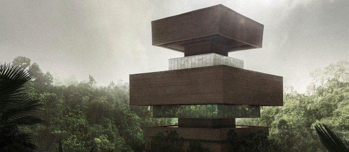 Xinatli; museo que se construye en la selva entre Tabasco y Chiapas