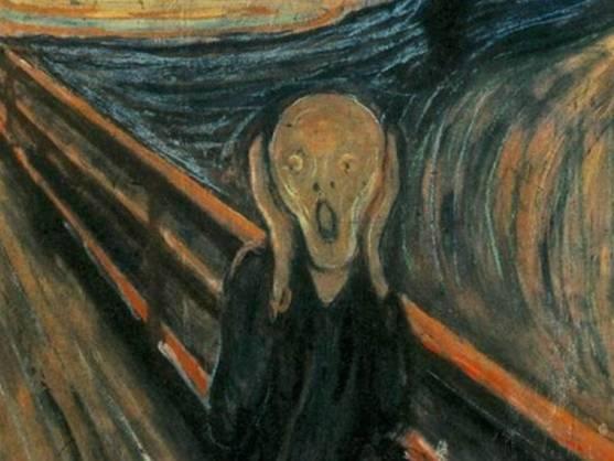 Resuelven el misterio de la extraña inscripción de 'El grito' de Munch