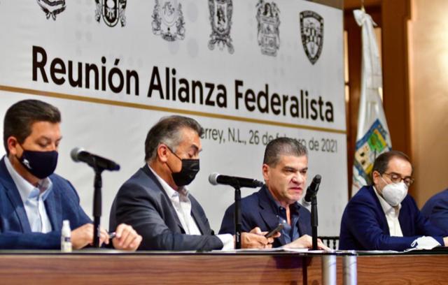 Exhorta alianza Federalista al Senado, a rechazar el dictamen a las reformas de la Ley de la Industria Eléctrica de la Cámara de Diputados