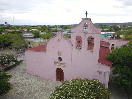 DOMINGO DE LEYENDA: EL FANTASMA DEL CONVENTO DE LAMPAZOS, (NUEVO LEÓN)