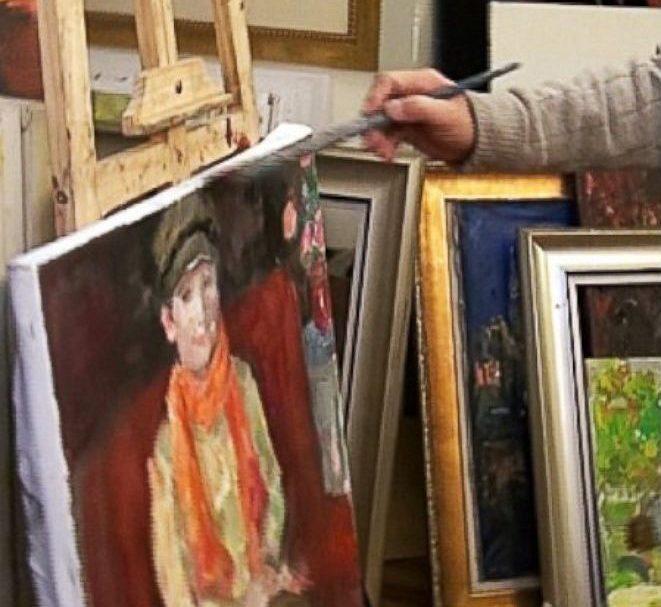 Un pintor chino en un garage y una estafa de USD 80 millones: historia del último gran fraude del mundo del arte