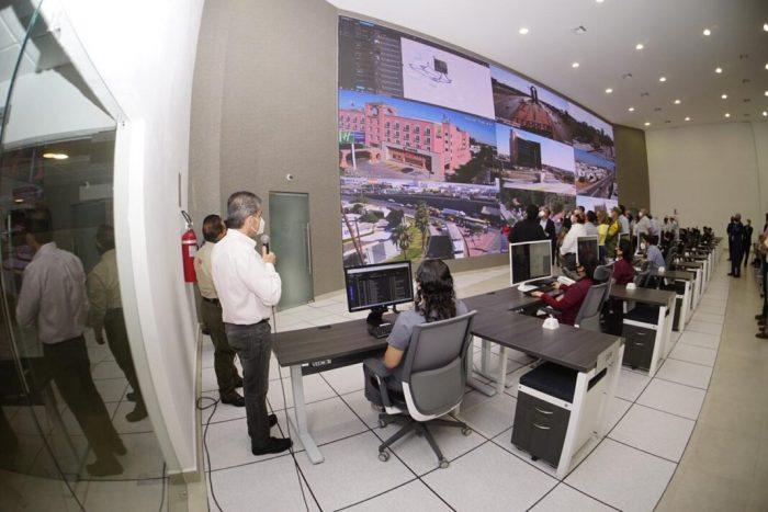 Alta tecnología en videovigilancia contribuye a resolver 80 casos